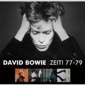 Bowie, David - Zeit! 77-79 (5CD) (cover)
