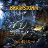 Brainstorm - Midnight Ghost (Clear Blue) (LP)