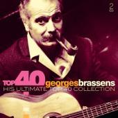 Brassens, Georges - Top 40 (2CD)