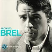 Brel, Jacques - 50 Plus Belles Chansons (3CD) (cover)