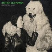 British Sea Power - Machineries Of Joy (LP) (cover)