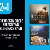 Broken Circle Breakdown Bluegrass Band - Broken Circle Breakdown + Unbroken (2CD)