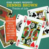 "Brown, Dennis - Tracks of Life (King Jammy Presents) (LP+7"")"