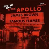 Brown, James - Best Of Live At The Apollo (cover)