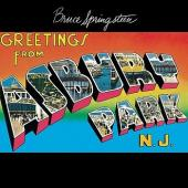 Springsteen, Bruce - Greetings From Asbury Park (cover)