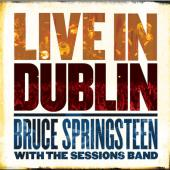 Springsteen, Bruce - Live In Dublin (2CD) (cover)