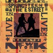 Springsteen, Bruce - Live In New York City (cover)