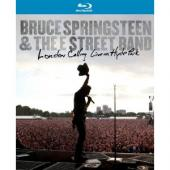 Springsteen, Bruce - London Calling: Live In Hyde Park (BluRay) (cover)