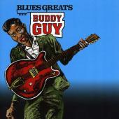 Guy, Buddy - Blues Greats (cover)
