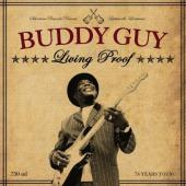 Guy, Buddy - Living Proof (cover)