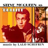 Bullit (OST by Lalo Schiffrin) (Orange Vinyl) (LP)