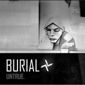 Burial - Untrue (cover)
