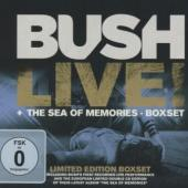 Bush - Live! (DVD+2CD) (cover)