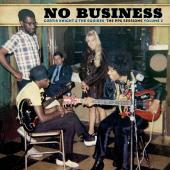 Knight, Curtis & The Squires - No Business: (The Ppx Sessions Vol.2) (1LP)