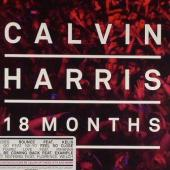 Harris, Calvin - 18 Months (Deluxe) (cover)