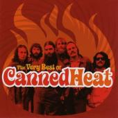 Canned Heat - Very Best Of (cover)