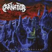 Carnation - Chapel of Abhorrence (Red Vinyl) (LP)