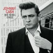 Cash, Johnny - Rebel Sings (Transparent Red Vinyl) (LP)