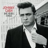 Cash, Johnny - Rebel Sings (Transparent Red Vinyl) (LP)
