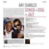 Charles, Ray - Genius + Soul = Jazz (Limited Edition) (LP)