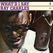 Charles, Ray - What I'd Say (Red Vinyl) (LP)
