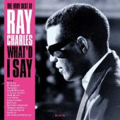 Charles, Ray - What'd I Say (Pink Vinyl) (LP)
