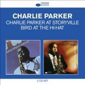 Parker, Charlie - At Storyville + Bird At The Hi-Hat (2CD) (cover)