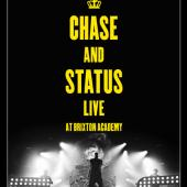 Chase & Status - Live At Brixton Academy (DVD) (cover)