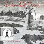 Children Of Bodom - Halo Of Blood (CD+DVD) (cover)