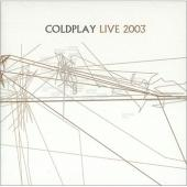 Coldplay - Live 2003 (CD+DVD) (cover)