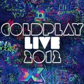 Coldplay - Live 2012 (CD+DVD) (cover)