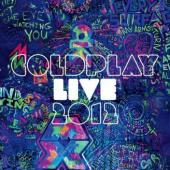 Coldplay - Live 2012 (DVD+CD) (cover)