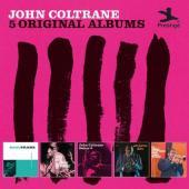 Coltrane, John - 5 Original Concord Albums (5CD)