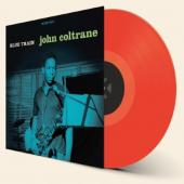 Coltrane, John - Blue Train (Transparent Red Vinyl) (LP)