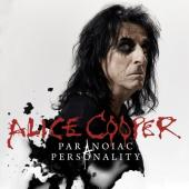 """Cooper, Alice - Paranoiac Personality (Limited Edition) (White Vinyl) (7"""")"""