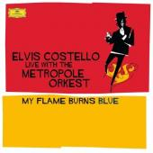 Costello, Elvis - My Flame Burns Blue (Live With The Metropole Orkest) (2LP)