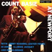 Basie, Count - At Newport (cover)
