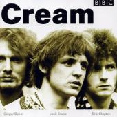 Cream - Cream At The BBC (cover)