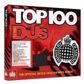 DJ Mag Top 100 DJs 2012 (2CD) (cover)