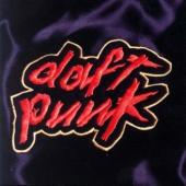 Daft Punk - Homework (LP) (cover)
