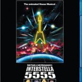 Daft Punk - Interstella 5555 (Blu-Ray) (cover)