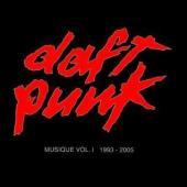 Daft Punk - Musique Vol.1 1993-2005 (cover)
