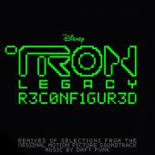 Daft Punk - Tron Legacy Reconfigured (cover)