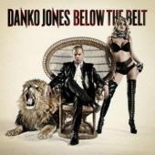 Danko Jones - Below The Belt (LP) (cover)