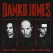 Danko Jones - Rock 'n' roll Is Black & Blue (LP) (cover)