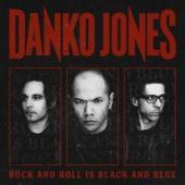 Danko Jones - Rock 'n' roll Is Black & Blue (LP) (cover)