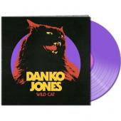 Danko Jones - Wild Cat (Purple Vinyl) (LP)