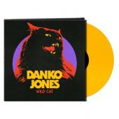 Danko Jones - Wild Cat (Yellow Vinyl) (LP)