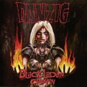 Danzig - Black Laden Crown (Clear Red Vinyl) (LP)