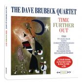 Brubeck, Dave Quartet - Time Further Out (2CD) (cover)